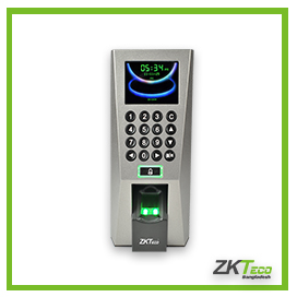 ZKTeco Fingerprint Standalone Access Control and Time Attendance