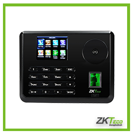ZKTeco P160 is a multibiometric Time Attendance & Access Control Terminal