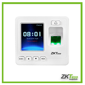 ZKTeco SF100 IP Based Fingerprint Access Control & Time Attendance