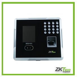 ZKTeco MB160 multibiometric Time Attendance & Access Control Terminal (MB 160)