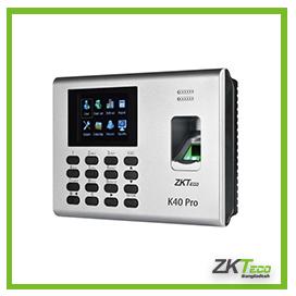 ZKTeco K40 Fingerprint Time Attendance Terminal